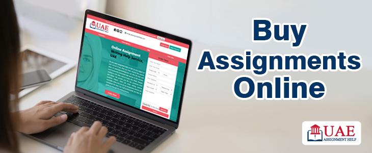 Buy Assignments Online