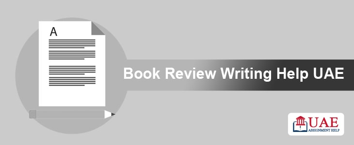 Book Review Writing Help UAE