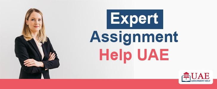 Expert Assignment Help UAE