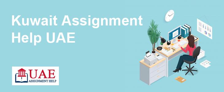 Kuwait Assignment Help UAE