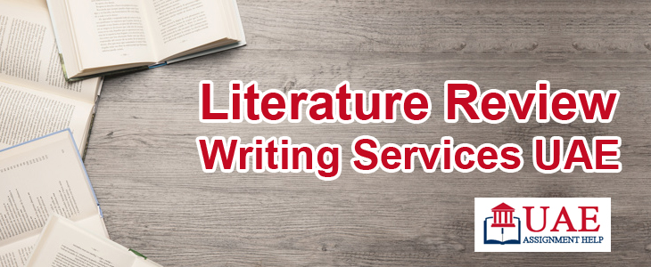 Literature Review Writing Services UAE