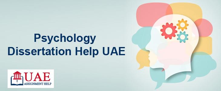 Psychology Dissertation Help UAE