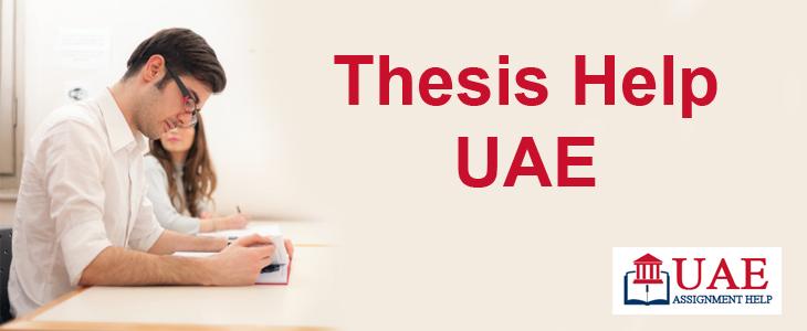 Thesis Help UAE