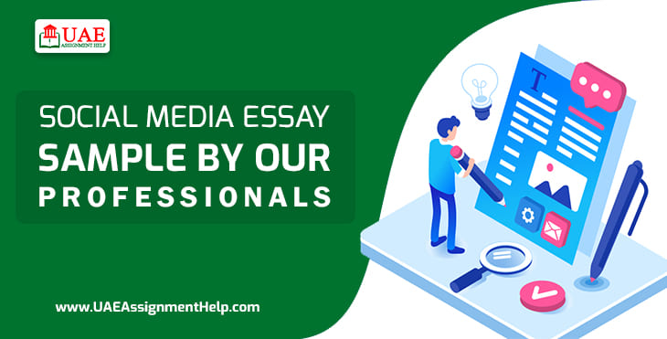 Social Media Essay Sample by Our Professionals